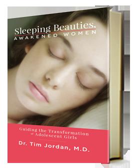Sleeping Beauties; by Dr. Tim Jordan