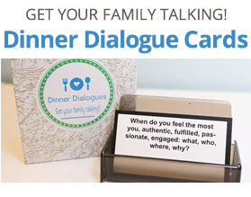 Dinner Dialogue Cards