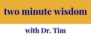 Two Minute Wisdom (1)